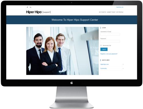 เว็บไซต์สำหรับการ support ลูกค้าหลังการขาย